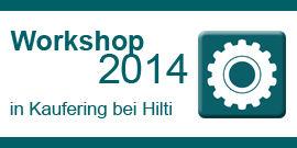 Bild: Workshop 2014