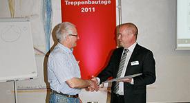 Bild: Ehrenmitglied Gerhard Zürn